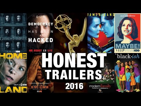 An Honest Trailer For 2016 s EmmyNominated TV