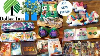 ALL NEW ITEMS DOLLAR TREE HAUL! BOOKS/TOYS/STICKERS/& MORE DEC 2018