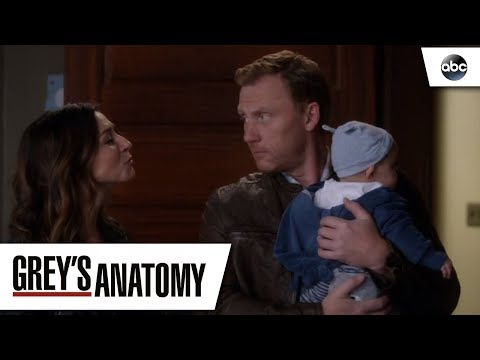 Amelia and Alex Reassure Owen – Grey's Anatomy