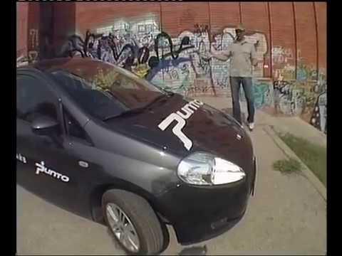 Fiat Grande Punto 5D Тест Fiat Grande Punto