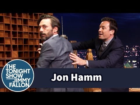 Jon - Jon Hamm has an awkward encounter with a part-time, McDonald's crack dealer who had been harassing Jimmy since his monologue. Subscribe NOW to The Tonight Show Starring Jimmy Fallon: http://bit.ly...