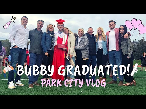 SEE WHERE I GREW UP | BABY BROTHER GRADUATES HIGHSCHOOL! | Maddie Woods