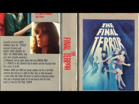 The Final Terror (1983) - Drinking Game