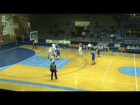 "1 kolo Play off OKK ""Jagodina″ – KK ""Cacak 94"" 92:93"