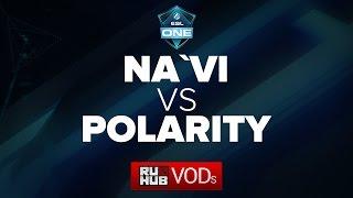Na'Vi vs Polarity, game 1