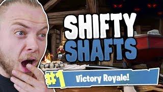 SHIFTY SHAFTS VICTORY - FORTNITE BATTLE ROYAL!! by iBallisticSquid
