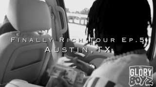 Chief Keef vídeo clipe Finally Rich Tour (Episode #5) (Austin, TX)