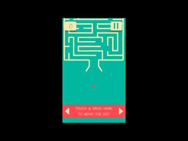 The Maze (android and ios gameplay)