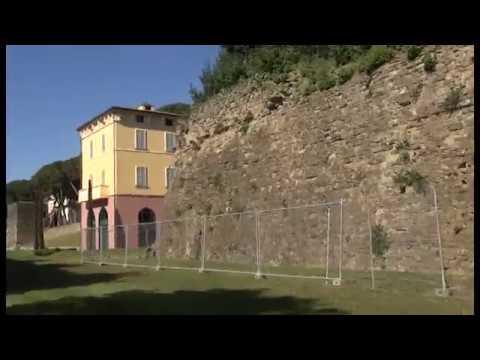 Mura antiche in pessimo stato