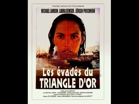Les évadés du Triangle d'Or (2/4)  Michael Landon - Laura Gemser