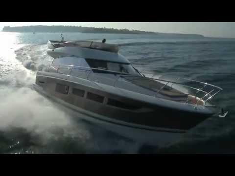 Prestige 500 Flybridgevideo
