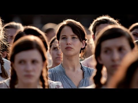 TheHungerGamesMovie - The Hunger Games starring Jennifer Lawrence and Josh Hutcherson is reviewed by Christy Lemire (AP critic and host of Ebert Presents At the Movies, check your...