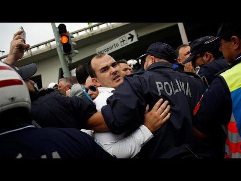 Πορτογαλία: «Ξεσηκώθηκαν» οι οδηγοί ταξί λόγω Uber