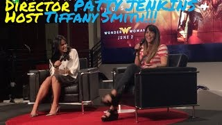 WONDER WOMAN -  Q&A With Director PATTY JENKINS & Host TIFFANY SMITH!!! by The Reel Rejects