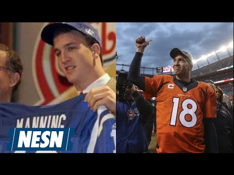 Video: Life, Sports Have Changed Since Peyton Manning Was Drafted