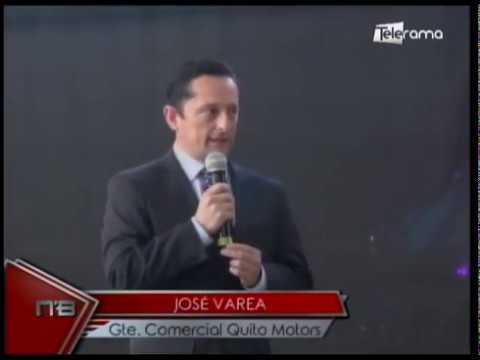 Quito Motors presenta nuevo modelo Ford Mondeo 2019