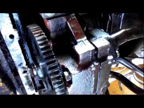 Двигатель а 41 ремонт видео