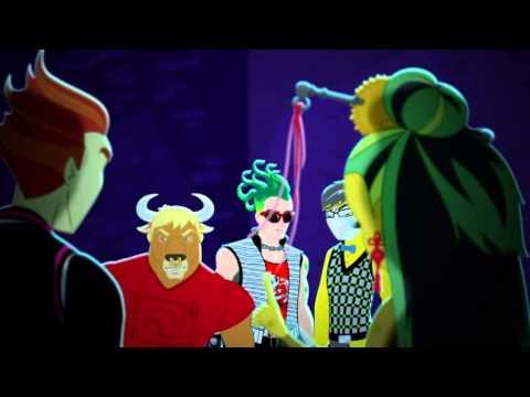 Monster High - Když nestačí síla