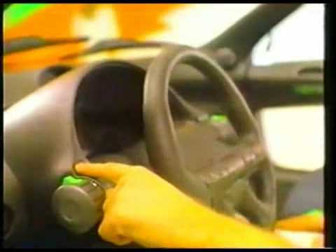 This Retro Commercial For A Futuristic '90s Car Is Absurd