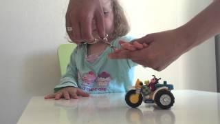 Как стричь ногти годовалому ребенку