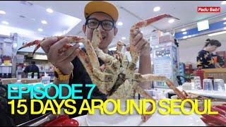 Video Melantak King Crab Sampai RM733   15 Days Around Seoul : Episode 7 MP3, 3GP, MP4, WEBM, AVI, FLV Maret 2019
