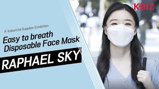 BNK Raphael Sky Face Mask youtube video