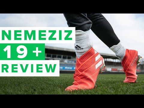 adidas nemeziz 19 review revolutionary or just weird