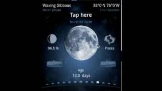 Deluxe Moon - Moon Calendar YouTube-Video