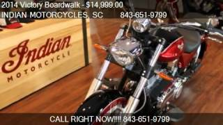 6. 2014 Victory Boardwalk CRUISER for sale in Murrells Inlet, S