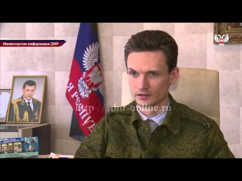 Мы планируем увеличить число почтовых отделений, - министр связи ДНР Виктор Яценко