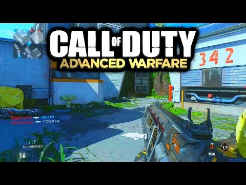 cod - CoD Advanced Warfare: CoD Advanced Warfare Multiplayer Gameplay. Follow me on TWITTER: http://twitter.com/#!/Vikkstar123 Like my Facebook Page: http://www.fa...