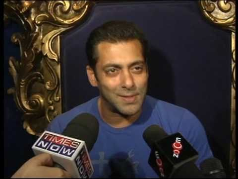 World Cup 2011 Interview With Salman Khan – Bollywood Celebrity News