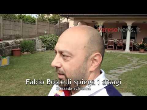 Fabio Bottelli racconta i disagi