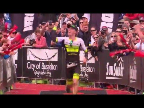 2015 SunSmart IRONMAN Western Australia - Run Highlights Clip