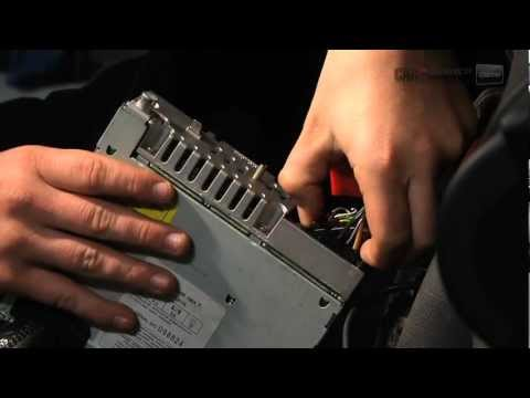 How to Install a Replacement Car Stereo
