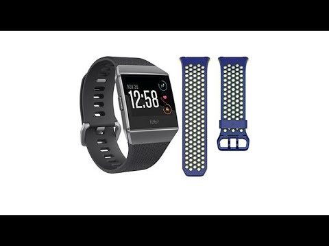 Good evening messages - Fitbit Ionic Fitness Watch with Classic and Sport Bands