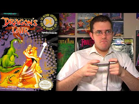 Video Dragon's Lair - NES - Angry Video Game Nerd - Episode 37 download in MP3, 3GP, MP4, WEBM, AVI, FLV January 2017