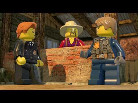 Video - Ημερομηνία για το LEGO City Undercover σε νέες πλατφόρμες