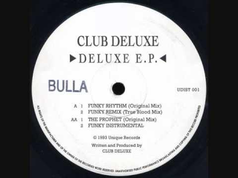 Club Deluxe - Funky Rhythm (Original Mix)