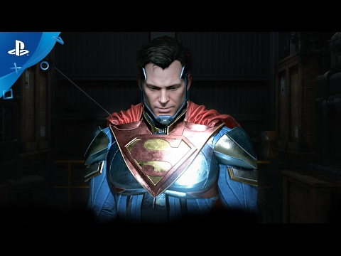 Injustice 2 – Shattered Alliances Part 1 Trailer | PS4 (видео)