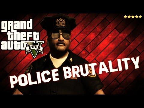 GTAV – Police Brutality