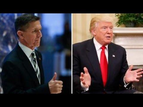 Trump picks Gen. Michael Flynn as national security adviser