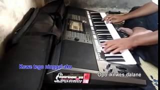 Video Ditinggal Rabi Karaoke Yamaha PSR MP3, 3GP, MP4, WEBM, AVI, FLV Juli 2018