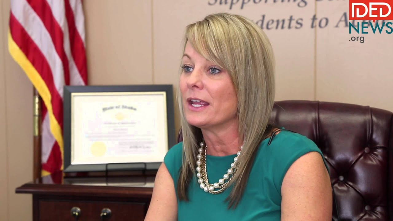 Ybarra vows to fight for school funding
