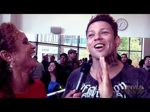 Babalu talks upcomming fight vs Robbie Lawler