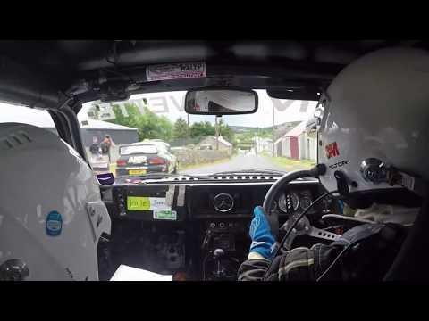 knockalla ss.10 Joule Donegal Rally 2017 Andy Johnson Chevette HSR