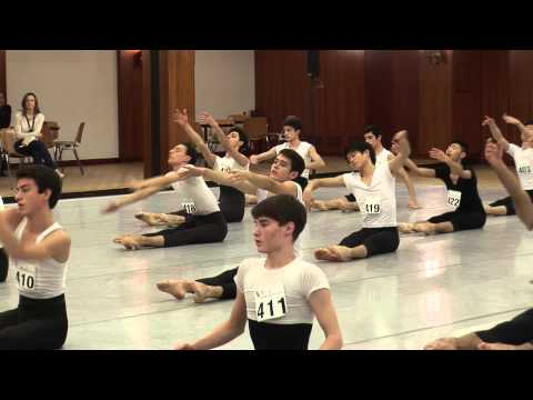 Who's on today? - Video Blog Day 3 - 2013 Prix de Lausanne