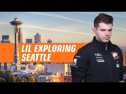 Lil talk about upper bracker playoffs, Seattle & TI7 atmosphere