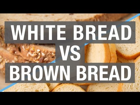 pane bianco o integrale?! ecco perchè!!