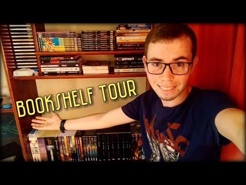 BOOKSHELF TOUR | 2019